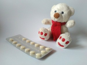 Nounours Médicaments